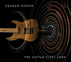 The Guitar Vinci Code - Graham Greene 2016